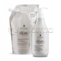 Bios Line Nature's Dilatte Sapone Liquido Nutriente Ricarica Mani e Viso 400ml