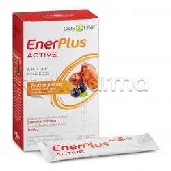 Bios Line Enerplus Active Integratore Tonico 15 Bustine