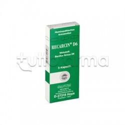 Sanum Recarcin D6 Rimedio Omeopatico 5 Capsule