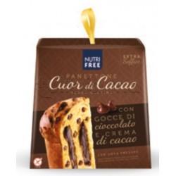 Nutrifree Premium Panettone Cuor di Cacao Senza Glutine 680g