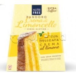 Nutrifree Premium Pandoro Crema di Limoncello Senza Glutine 560g