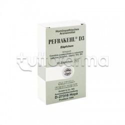 Sanum Pefrakehl D3 Rimedio Omeopatico 10 Supposte