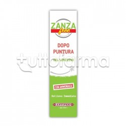 Zanza Free Dopo Puntura Gel Lenitivo 20ml