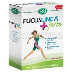 Esi Fucuslinea + Forte Integratore Per Il Controllo Del Peso 45 Ovalette