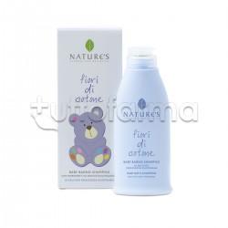 Bios Line Nature's Fiori di Cotone Baby Shampoo per Bambini 150ml