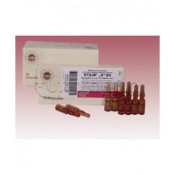 Sanum Utilin D4 Fiale Rimedio Omeopatico 10 Fiale 1ml