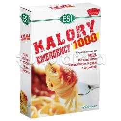 Esi Kalory Emergency 1000 Elimina Grassi 24 Ovalette