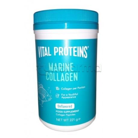 Nestlè Vital Proteins Marine Collagen Integratore Antirughe 221g