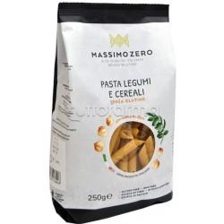 Massimo Zero Legumi e Cereali Penne Pasta Senza Glutine 250g