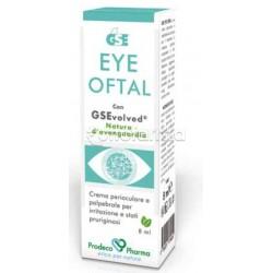 GSE Eye Oftal Crema per Irritazioni delle Palpebre 8ml