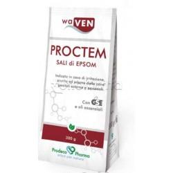 GSE Waven Proctem Sali di Epsom per Irritazioni Intime 300g