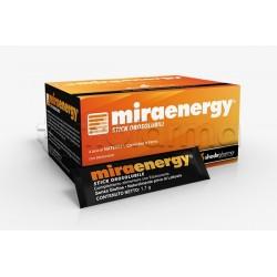 Shedir Miraenergy Integratore Ricostituente ed Energizzante 20 Stick Orosolubili