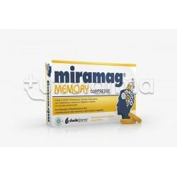 Shedir Miramag Memory Integratore per Memoria 40 Compresse