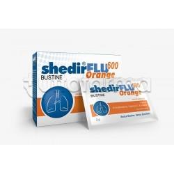 Shedir Shedirflu 600 Orange Integratore per Tosse e Catarro 20 Buste