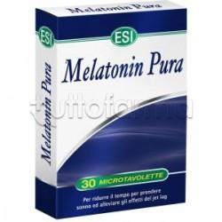 Esi Melatonin Pura Sonno Tranquillo 1 mg 30 Microtavolette