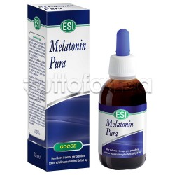 Esi Melatonin Pura 1 mg Sonno Tranquillo Gocce 50 ml