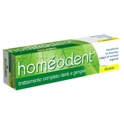 Boiron Homeodent Dentifricio Limone 75ml