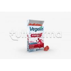 Shedir Vegelin Energy Integratore Energizzante 18 Caramelle Gommose