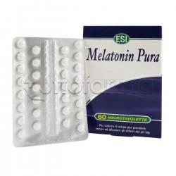 Esi Melatonin Pura Sonno Tranquillo 1 mg 60 Microtavolette