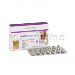 Bios Line Neo Mamma Vitamix Folic Integratore per Gravidanza e Allattamento 40 Tavolette