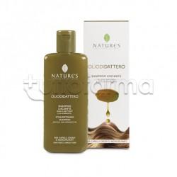 Bios Line Nature's Olio Di Dattero Shampoo Lisciante 200ml