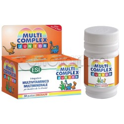 Esi Multicomplex Junior Vitamine e Minerali 50 Tavolette
