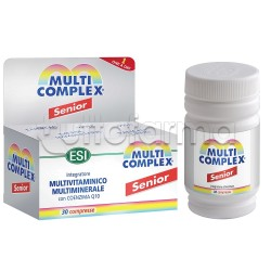 Esi Multicomplex Senior Vitamine e Minerali 30 Compresse