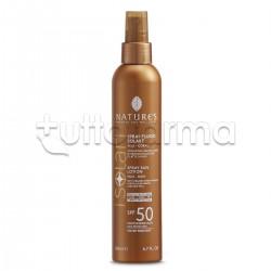 Bios Line Nature's I Solari Spray Fluido Solare SPF50 200ml