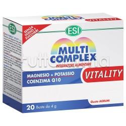 Esi Multicomplex Vitality Perdite Idrosaline 20 Bustine