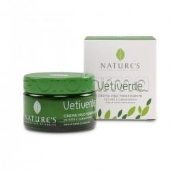 Bios Line Nature's Vetiverde Crema Viso Tonificante 50ml
