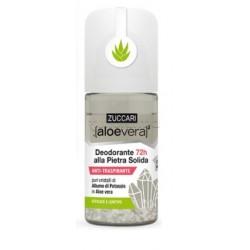 Zuccari Aloe Vera 2 Deodorante alla Pietra Solida Roll On 50ml