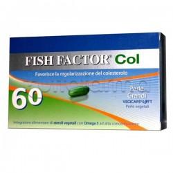 Fish Factor Colesterolo Omega 3 60 Perle Grandi