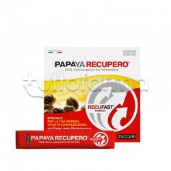 Zuccari Papaya Recupero Integratore Ricostituente 14 Stick