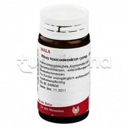 Wala Rhus Toxicodendron Comp. Rimedio Omeopatico Globuli Velati 20g