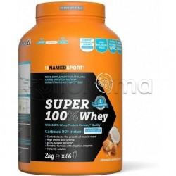 Named Sport Super 100% Whey Proteine Gusto Coconut&Almond 2Kg
