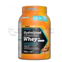 Named Sport Hydrolysed Advanced Whey Proteine Gusto Cioccolato e Mandorla 750g