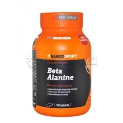 Named Sport Beta Alanine Integratore Antiossidante per Sportivi 90 Compresse