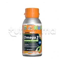 Named Sport Omega 3 Double Plus Integratore con Omega 3 240 Capsule
