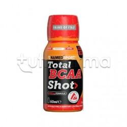 Named Sport Total BCAA Shot Ice Frutti Rossi con Aminoacidi 60ml