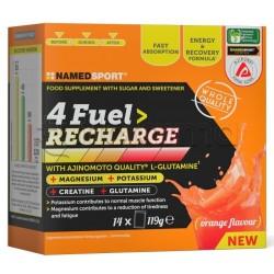 Named Sport 4 Fuel Recharge Integratore con Vitamine e Minerali 14 Bustine