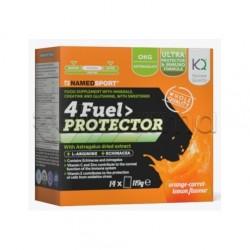 Named Sport 4 Fuel Protector Integratore per Difese Immunitarie 14 Bustine