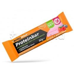 Named Sport Protein Bar Barretta Proteica Gusto Frutti Rossi e Yogurt 50g