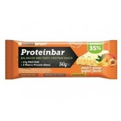 Named Sport Protein Bar Barretta Proteica Gusto Pesca Mango e Yogurt 50g