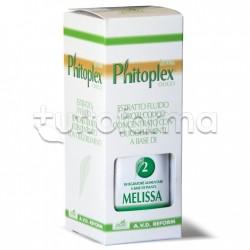 AVD Phitoplex 02 Melissa Integratore Rilassante 100ml