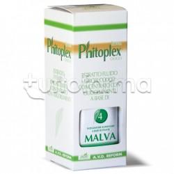 AVD Phitoplex 04 Malva Integratore per Gonfiore Addominale 100ml