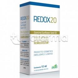 AVD Redox 20 per Emorroidi 4 Microclismi