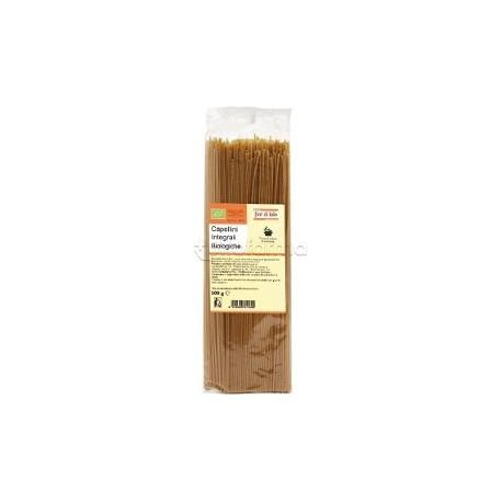 Fior Di Loto Pasta Integrale Capellini Alimento Biologico 500g