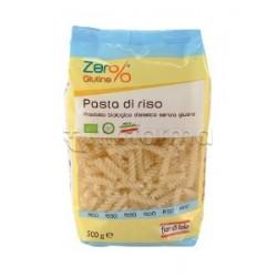 Fior Di Loto Pasta Di Riso Fusilli Zero Glutine Alimento Biologico 500g