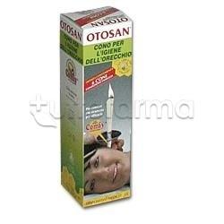Otosan Cono per L'igiene dell'Orecchio 6 Pezzi