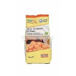 Fior Di Loto Mini Crostini Di Riso Zero Glutine Alimento Biologico 180g